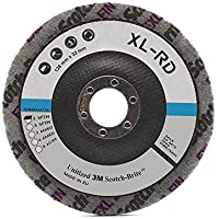 maxidetail ad9210 Scotch-Brite Disc xl-rd 2Sfin/125 mm/3 m Scotch Brite