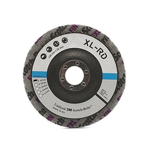maxidetail ad9210Scotch-Brite Disc xl-rd 2Sfin/125mm/3m Scotch Brite