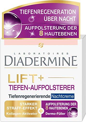 Diadermine Lift+ Tiefen-Aufpolsterer Anti-Falten Nachtcreme, 1er Pack (1 x 50 ml)
