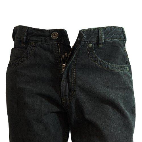 JOKER Jeans Diego black stone used Black Stone Used