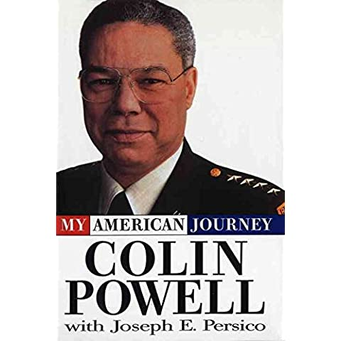 [(My American Journey : An Autobiography)] [By (author) Colin L Powell] published on (September, 1995)