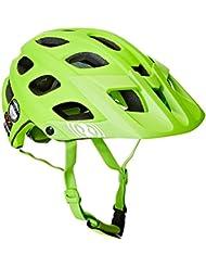 IXS Trail RS Casco da ciclismo, Verde, S/M