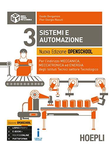 Nuova Edizione Openschool. Sistemi e automazione. Volume 3