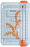 Fiskars 5446 Tragbare SureCut Papierschneidemaschine 22 cm - A5