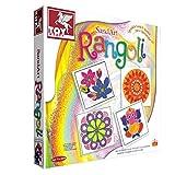 ToyKraft Sand Art Rangoli