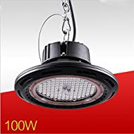 Xh&Yh Round UFO High Bay Light belle forme 60/90/120 Bean Angle Super Bright 12500lm Éclairage commercial , 2700k