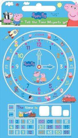 Anker - Reloj de aprendizaje Peppa Pig (ALLI1866PETIFM)