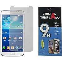 Fologar Protector de Pantalla Cristal Templado para Samsung Galaxy Grand 2 II G7106 G7105