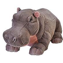 Wild Republic - CK Jumbo Hipopótamo de Peluche, ...