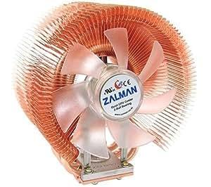 ZALMAN Ventilateur CPU CNPS9500A-LED + Pâte thermique Arctic Silver 5 - seringue de 3,5 g .