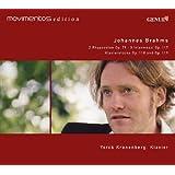 Brahms: 3 Intermezzi/Klavierstücke/2 Rhapsodien - MOVIMENTOS edition