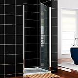 Duschkabine Eckeinstieg 76 cm Duschtür Pendel...Vergleich
