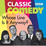 Whose Line is it Anyway (Classic BBC Comedy)