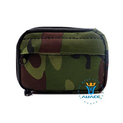 Multifunktions Survival Gear Tactical Beutel MOLLE Tasche Münzfach Münzfach Karte Tasche, Outdoor Camping Tragbare Travel Bags Handtaschen Werkzeug Taschen MC