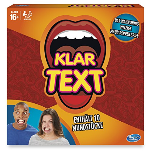 Hasbro Spiele C2018398 - Klartext, Partyspiel - 3