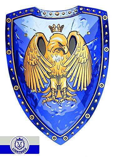 Liontouch 27001LT Goldener Adler Schaumstoff Schild | Teil von Kostüm mit Schwert
