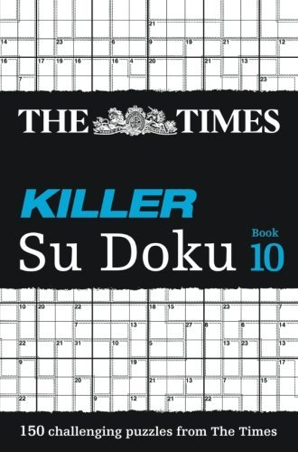 The Times Killer Su Doku Book 10 by HarperCollins UK (2014-03-01)