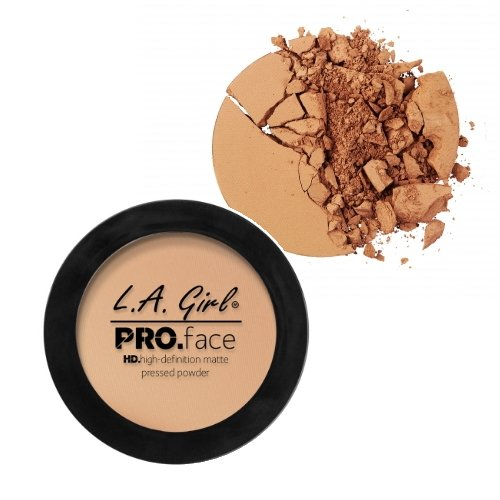 L.A. GIRL PRO Face Powder - True Bronze -