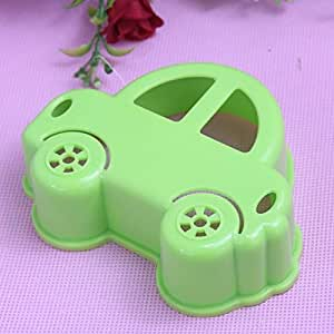 MagnusDeal® - KIDS BREAD CAR MOULD (PLASTIC) Size:2.5*10*7 Color-Assorted