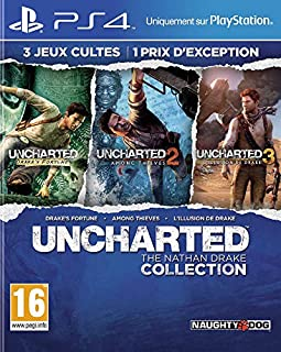 Uncharted : The Nathan Drake Collection-Modèle aléatoire (B00ZFQTUQ4) | Amazon Products