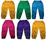 #10: Cotton Lycra Capri for women and Girls pack of 6