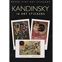 Kandinsky: 16 Art Stickers (Dover Art Stickers) by Wassily Kandinsky (2001-05-17)