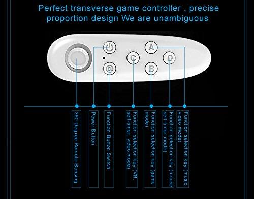 Bluetooth Gamepad Remote Control for 3D VR Box Glasses Virtual
