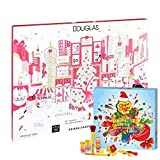 Douglas Beauty Adventskalender New York 2019 Beautykalender im Wert von 200€ + Chupa Chups Adventskalender