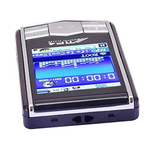 Black Diamond Mp4 Non-Destructive Music Player Mini Portable 1.8-Screen FM RadioBlack 16Gb
