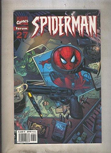 Spiderman tercera serie, prestigio lomo rojo numero 27