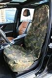 Siège ensemble de housses pour voiture look militaire de haute qualité, revêtement en polyester imperméable.