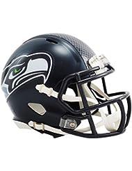 NFL Seattle Seahawks oficial Mini réplica casco–13cm de alto