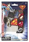 Superman Lanyard con portachiavi baumeln