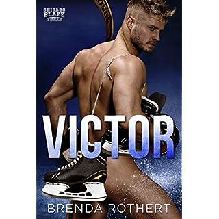 Victor: A Chicago Blaze Hockey Romance (English Edition)