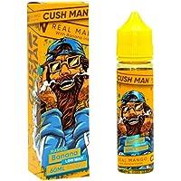 Cush Hombre Nasty Juice Variedad E-Líquido 50 ml 70vg 30pg E-Líquido para cigarillo electrónico sabor Fresa Strawberry.