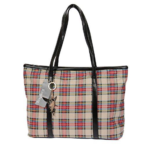 karo-schultertasche-schwarz-beige-umhangetasche-shopper-bag-handtasche-tasche-von-m-kossberg
