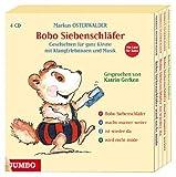 Bobo Siebenschläfer Plüschtier + Bobo Siebenschläfer Gesamtausgabe