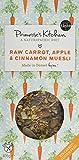 Primrose's Kitchen Raw Carrot, Apple and Cinnamon Muesli 400 g (Pack of 2)