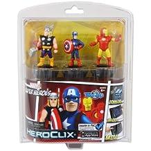Superhéroes Marvel HeroClix TabApp 3-pack