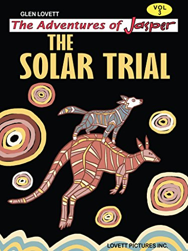 The Adventures of Jasper: The Solar Trial (English Edition)