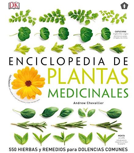 Enciclpoedia de plantas medicinales por Andrew Chevallier