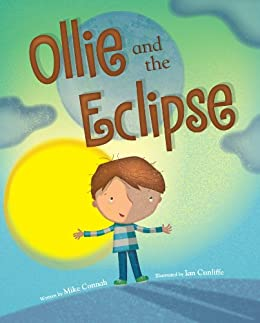 Ollie and the eclipse by [Connah, Mike]