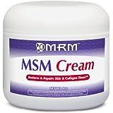 MSM Topical Cream - Highest Potency