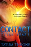 Contact (Titan Year Book 1) (English Edition)
