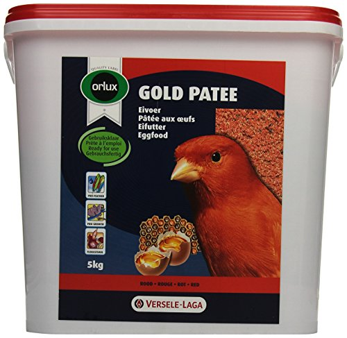 Orlux Gold patee rot  5 kg