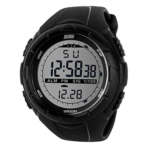 51qvtp8PP3L. SS510  - Skmei 1025 Sports Digital watch