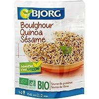 Bjorg Boulghour Quinoa Sésame Bio 250 g - Lot de 3