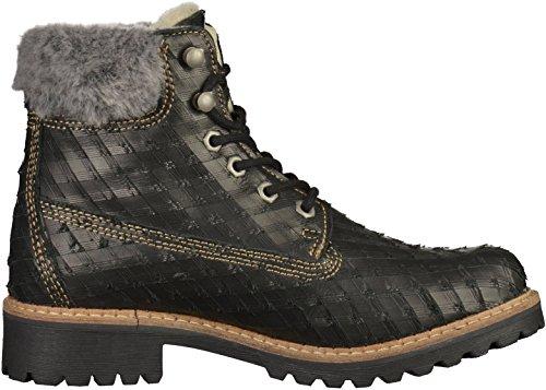 Tamaris1-1-26244-27-006 - Strap alla caviglia donna Nero