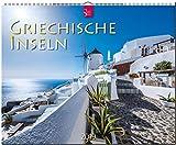 GF-Kalender GRIECHISCHE INSELN 2019