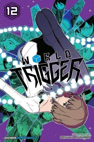 World Trigger, Vol. 12 Cover Image